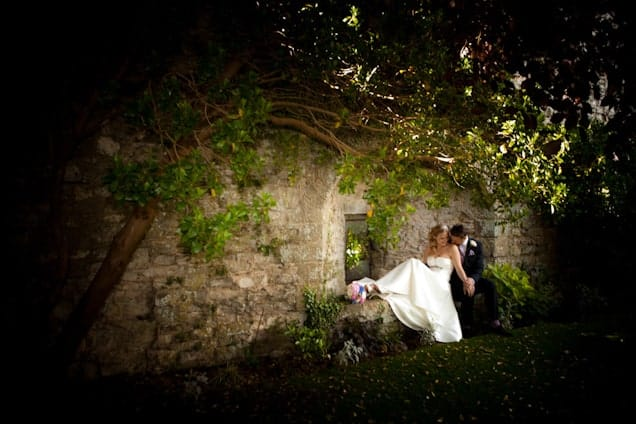 Wedding Amberley Castle